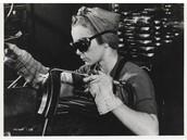 Women Factory workers