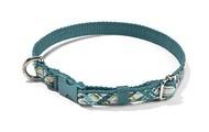 Small Perfect Pet Collar (Sea Plaid)