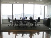MEETING ROOM w/ Space Needle View