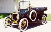 Henry Ford's car