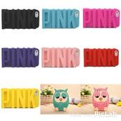פינק מגן לאייפונים בלבד - pink case to iphone only