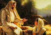 la biográfia va ha tratar sobre la vida de jesús