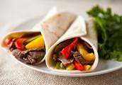 Tortillas de El bistec