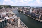 Maas/ Meuse River