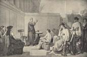 Su marido, Pitágoras