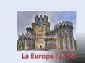 Feudalismo en europa