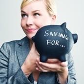 Savings tools