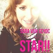 STAR Stylist Sara Van Scyoc of El Paso, Illinois