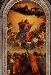 Assumption of The Virgin (1518)