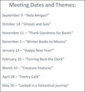 Trailblazers Book Club