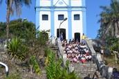 A primeira igreja de Goiás