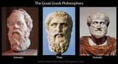 The Three Greek Philosophers