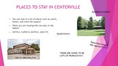Places to stay in Centerville, Iowa