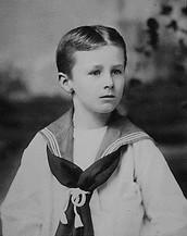 Franklin D. Roosevelt: Childhood