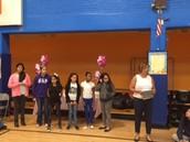 Girl Talk  - Northern Parkway School