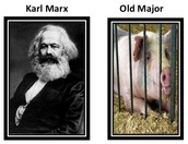 Karl Marx vs. Old Major