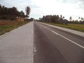 Widening at Katangawan Section General Santos City