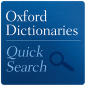 Oxford Dictionaries: Quick Search