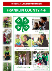 WELCOME TO FRANKLIN COUNTY 4-H
