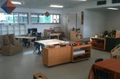 Just one of our many classrooms