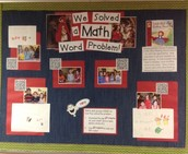Bulletin Board with QR Codes