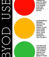 Detailed BYOD Stoplight