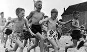 Kids in the 50's