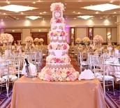 Asian Wedding Cakes London