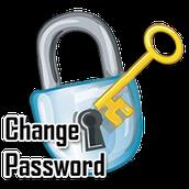 Computer Password Change This Wednesday!