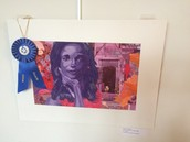 Award-winning art