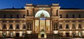 Radisson Blu Hotel, Nantes France