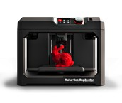 Here is an image of a 3D printer