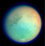 Party at Titan our biggest moon !!