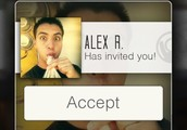 Accept or decline.