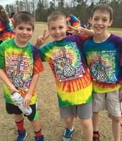 T.J., Jacob, and Nathan