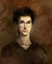 James Potter (mon père)