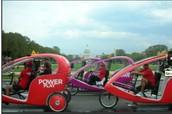 Best Advertising Medium with Pedicab NYC
