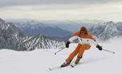 Le ski-  סקי