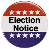 July and August Meetings - And September Elections!