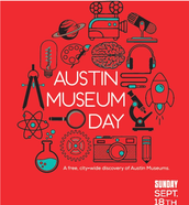 Austin Museum Day 2016