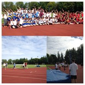 Year 7 & 8 Athletics