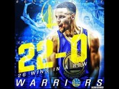 Warriors 22-0!!!