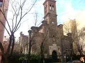 Esglèsia de Sant Fermí dels Navarros (Madrid)