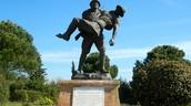 Mehmetcik Monument