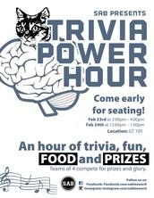 Trivia Power Hour!!!