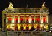 Palais Garnier- Opera National de Paris