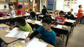 Our 4th Grade Students Write to Service Men and Women