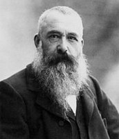 Claude Monet en el año 1899