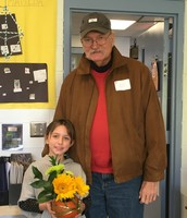 Isabella and her grandfather