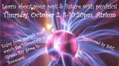 A Psychic Fair is Coming to Dean College